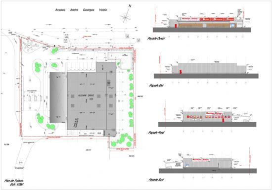 st cyr s loire auchan drivepc masse. Black Bedroom Furniture Sets. Home Design Ideas